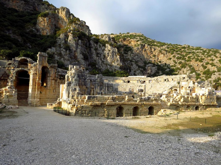 Ruinen von Myra