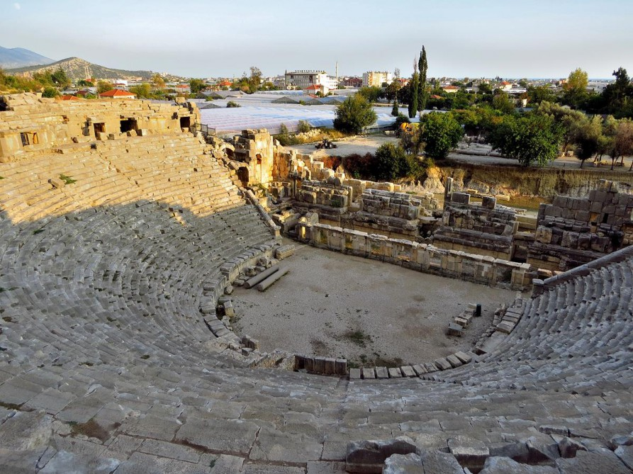 Amphitheater von Myra