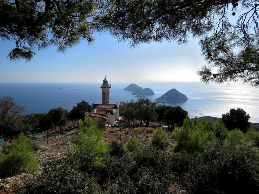 Leuchtturm Gelidonya