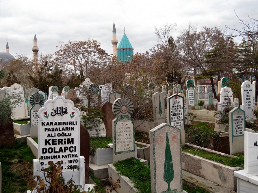 Friedhof der Derwische