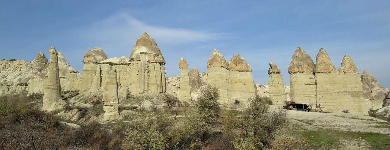 Kappadokien, Türkei