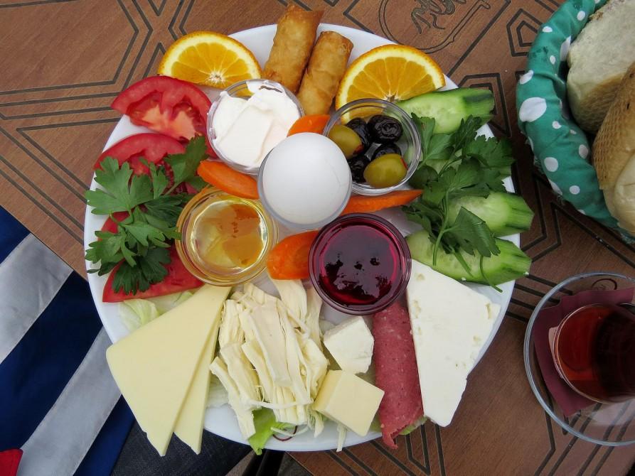 Kahvaltı, türkisches Frühstück