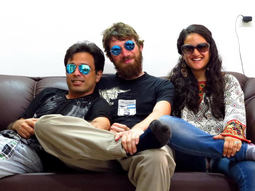 Couchsrufing im Iran