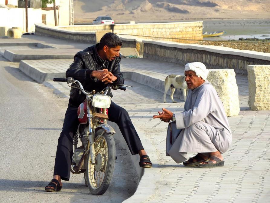 Laft auf Qeshm