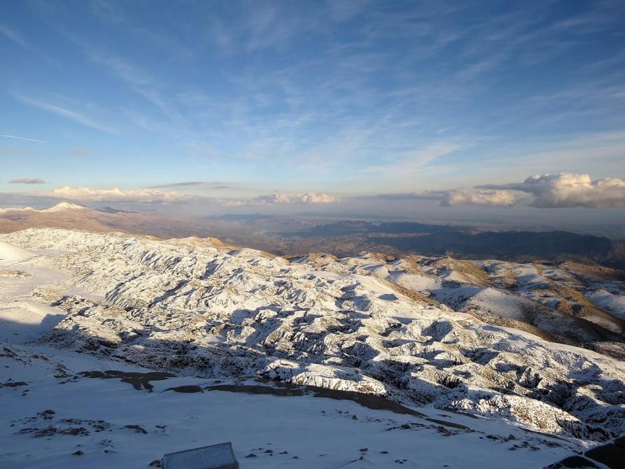 Blick vom Mount Nemrut