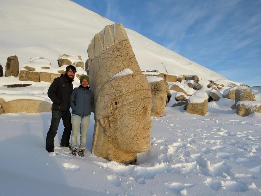 steinerner Kopf Antiochos I