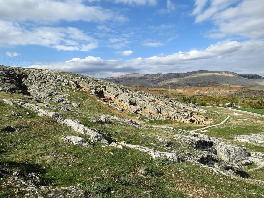 alte Stadtmauern, Adıyaman