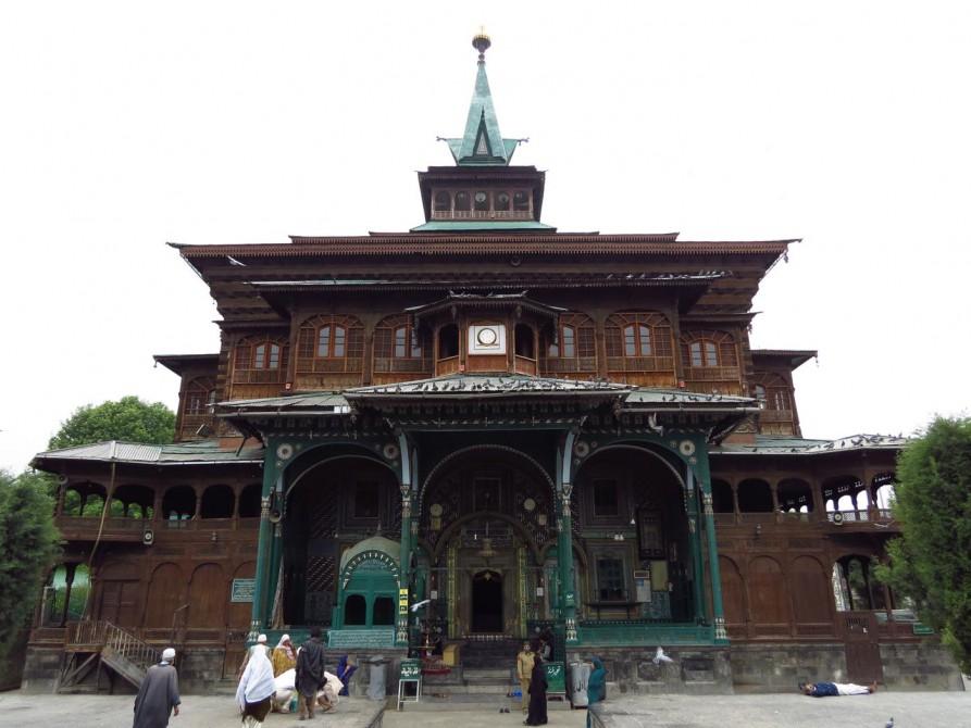 Khanqah Shah-i-Hamadan, Srinagar, Kaschmir