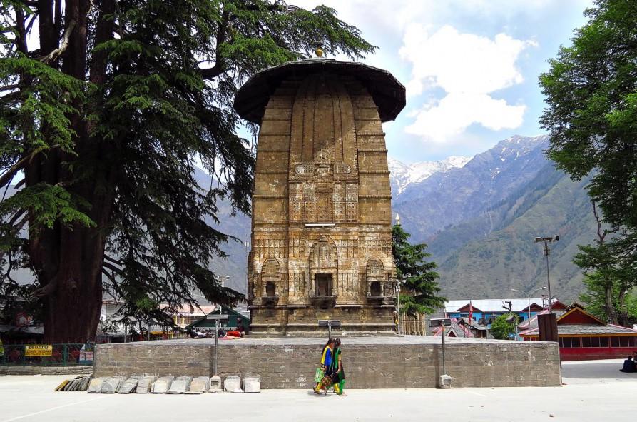1.000-jähriger Hindutempel