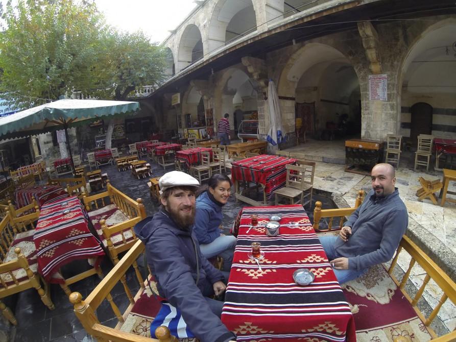 Çay, Markt, Urfa, Türkei