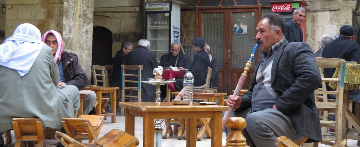 Schischa, Urfa, Türkei