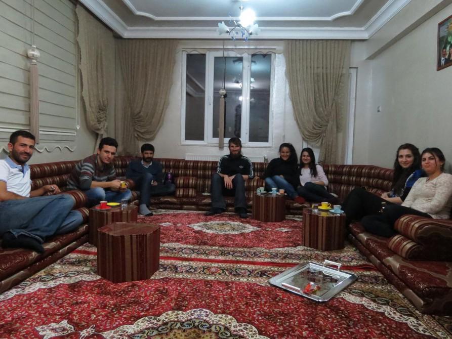 Couchsurfing, Urfa
