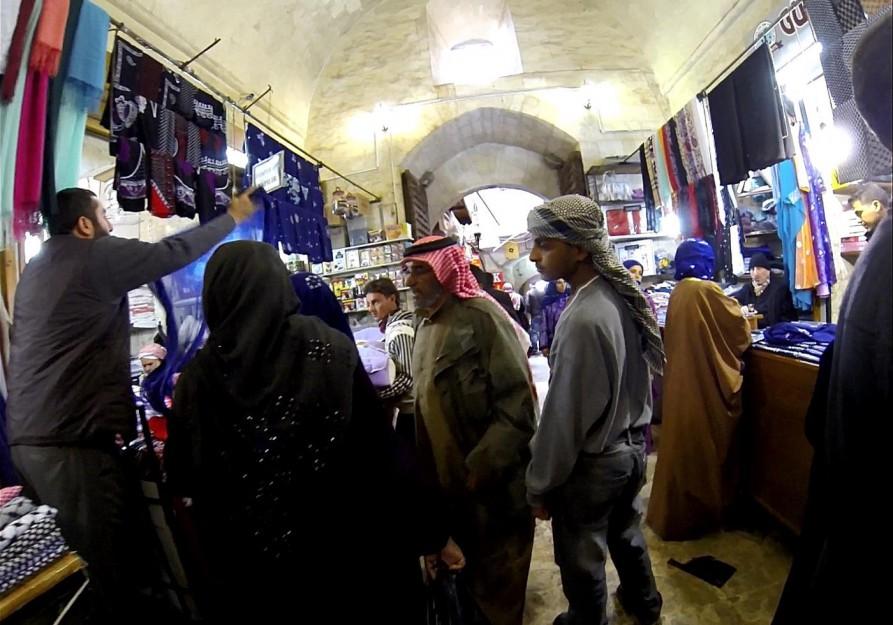 Markt, Urfa, Türkei
