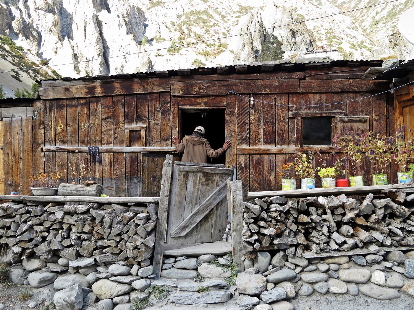 Annapurna Umrundung