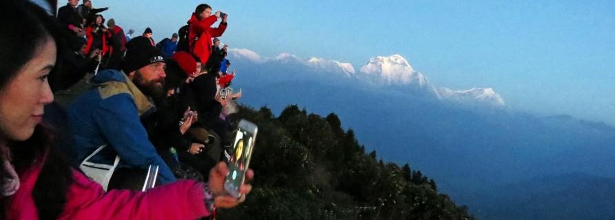 Die Annapurna Umrundung bis nach Poon Hill und Naya Pul