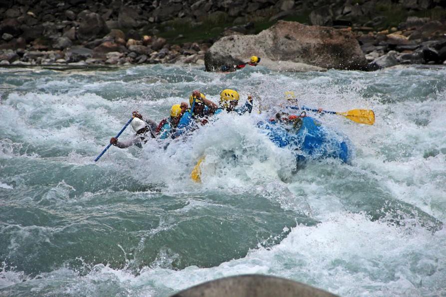 Rafting Kali Gandaki