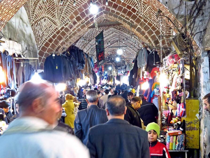 Täbris' Markt ist das pulsierende Herz der Stadt, Iran