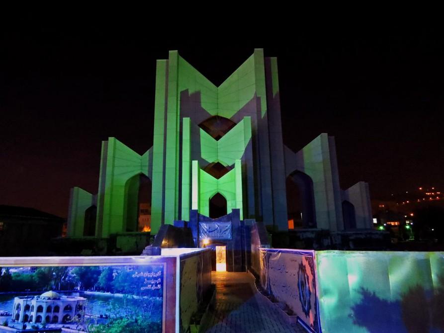 Mausoleum der Dichter, Täbris