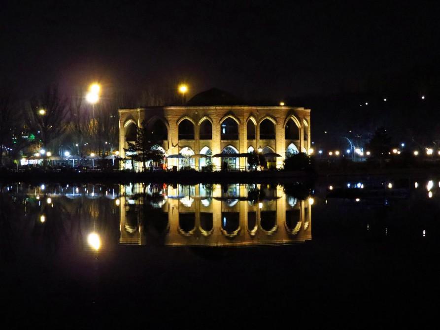 Elgoli Park, Täbris