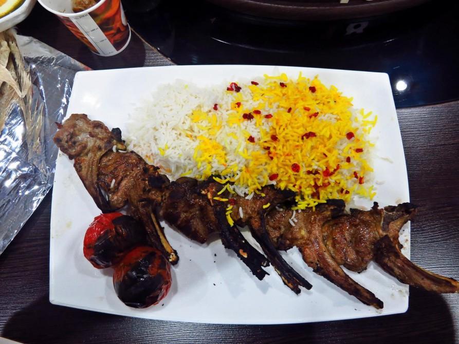 Kuriositäten im Iran