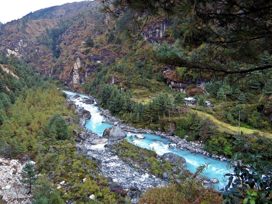 Dudh Kosi, Everest Base Camp Trek