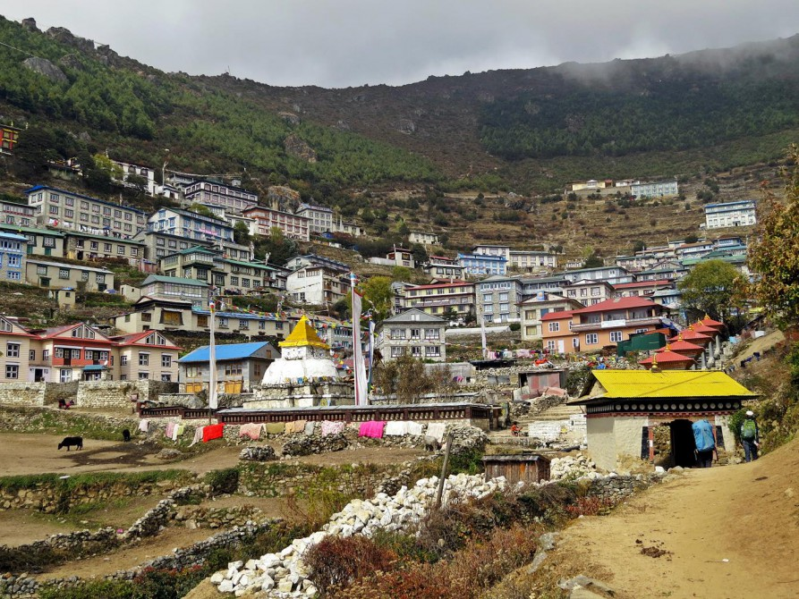 Namche Bazaar, Everest Base Camp Trek