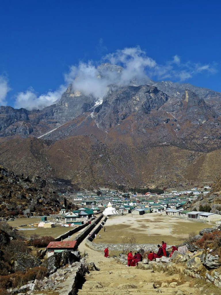 Khumjung, Everest Base Camp Trek