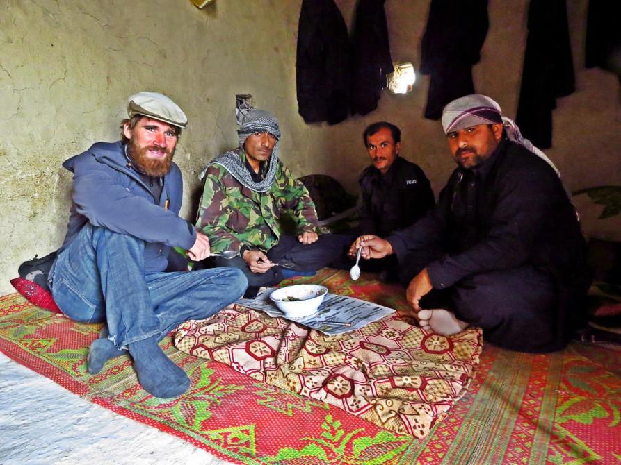 Per Anhalter durch Belutschistan