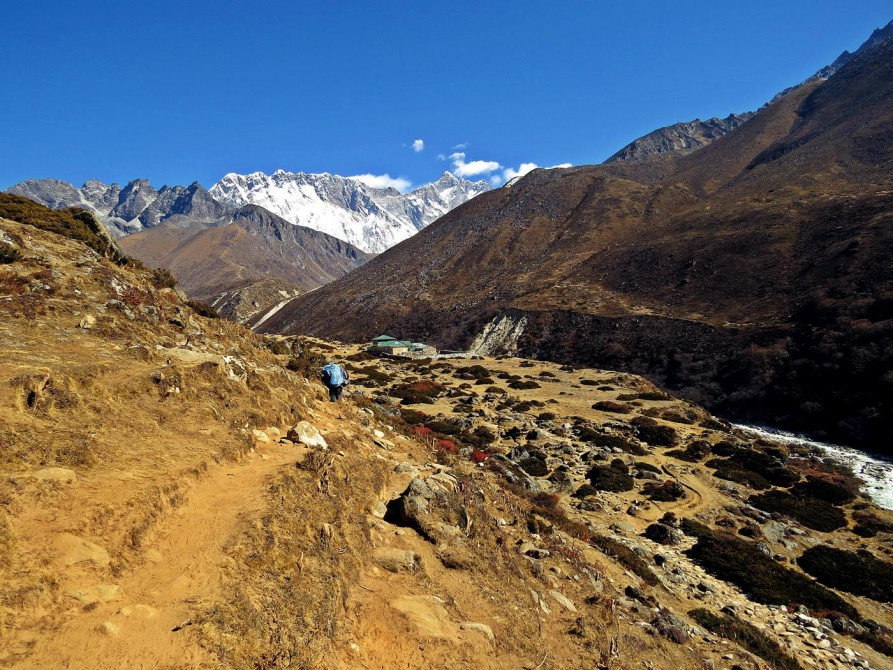 Himalaja, Everest Base Camp Trek