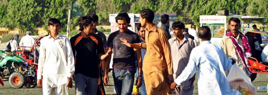 Karatschi – Pakistans Schöne und das Biest