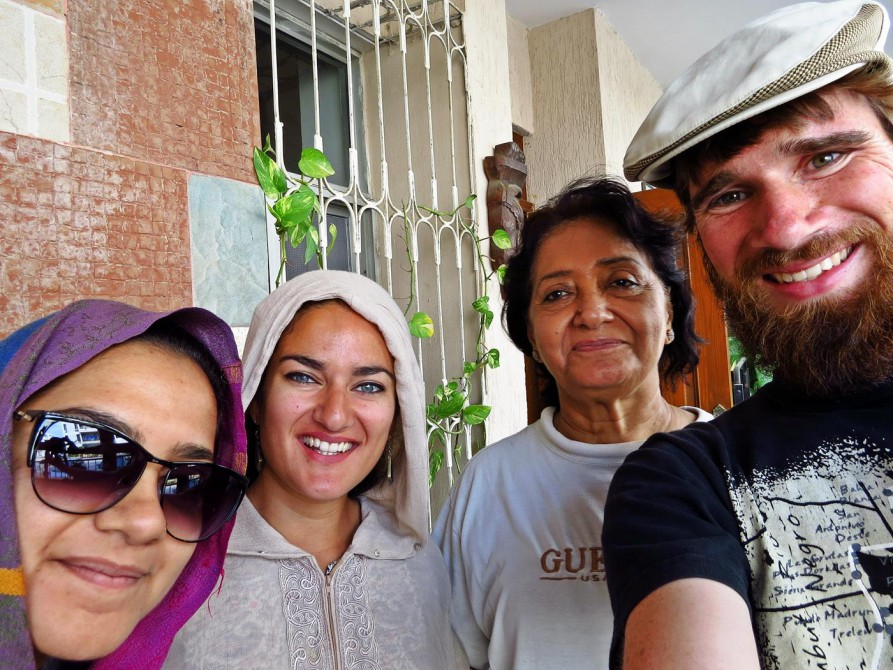 Couchsurfing Pakistan