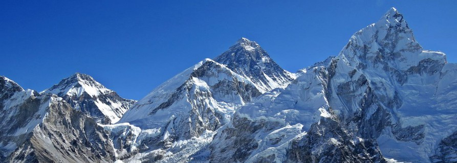 Der Everest Base Camp Trek: Von Gorak Shep nach Lukla
