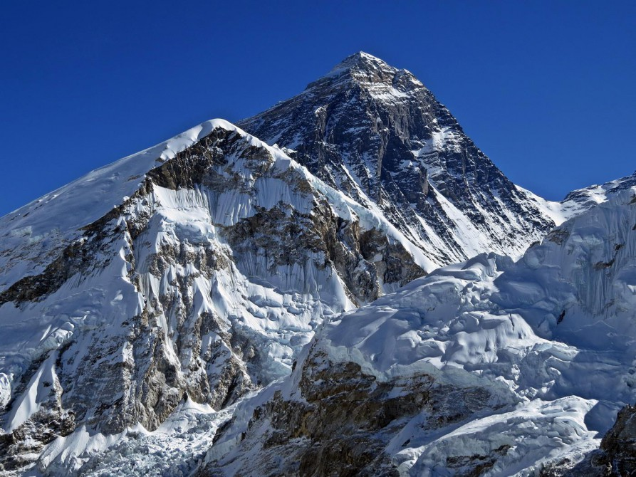 Mount Everest, Himalaja