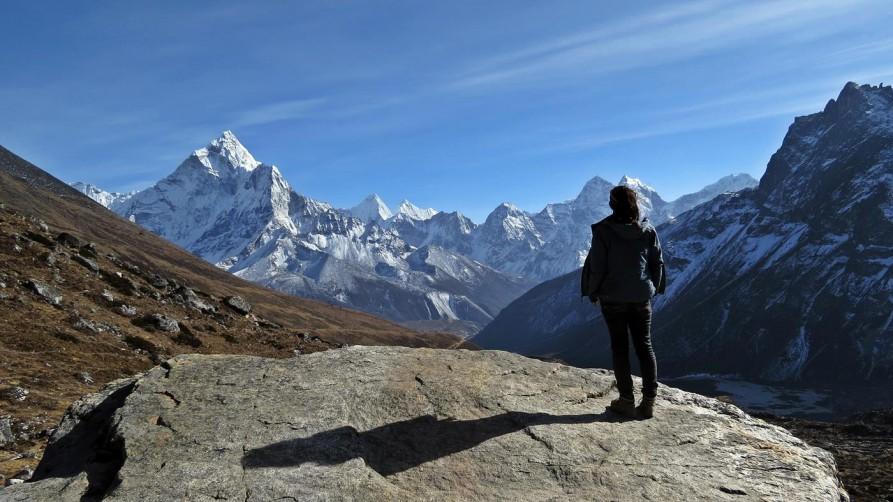 Gebirgszug, Himalaja