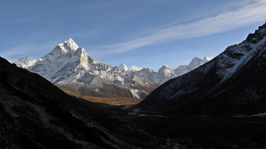 Ama Dablam, Himalaja