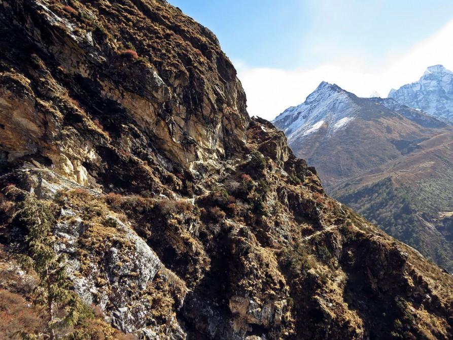 Wandern im Himalaja