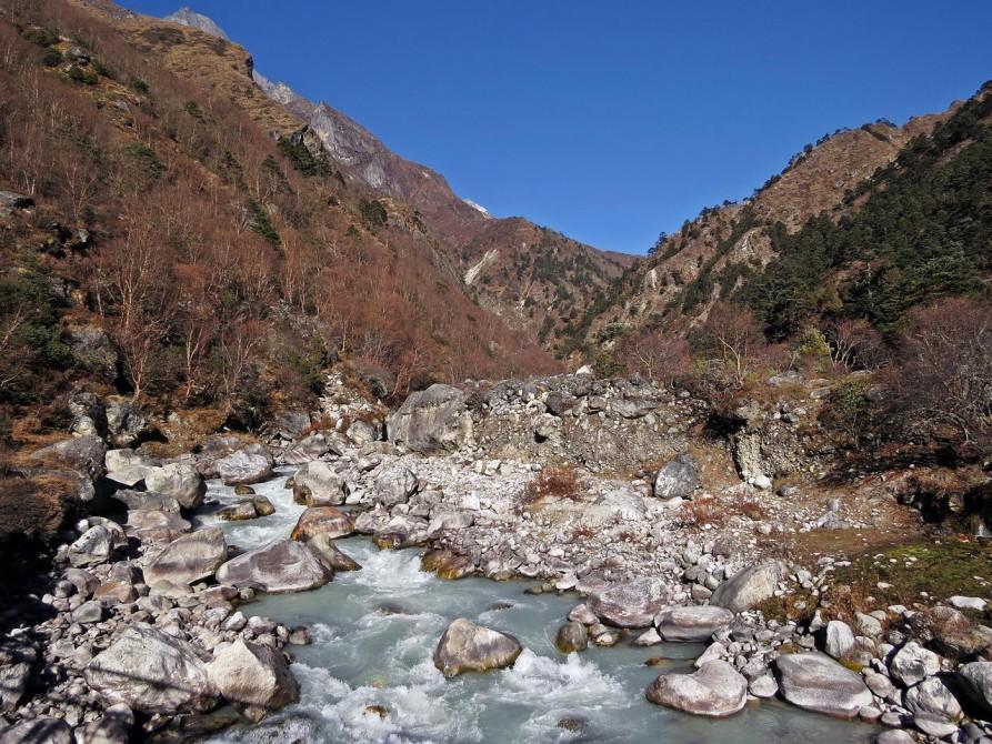 Dudh Khosi, Himalaja