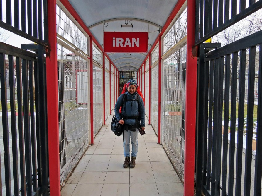 Einreise in den Iran
