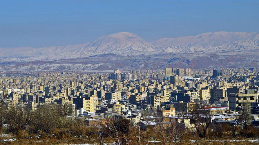 Täbris, Iran
