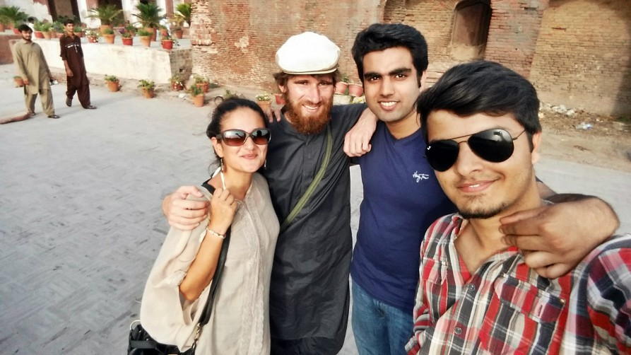 couchsurfing in Lahore