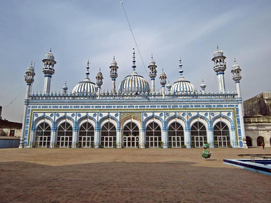 Markazi Jamia Masjid in der Altstadt Rawalpindis