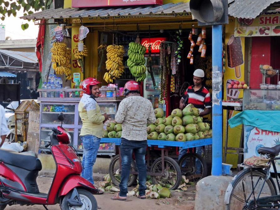 Begegnungen in Indien