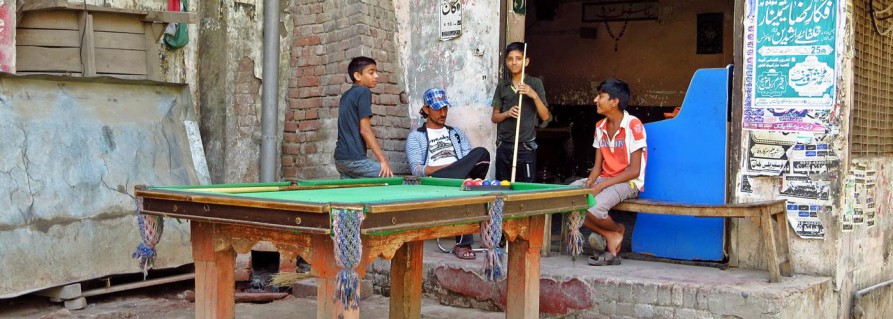 Lahore ist Lahore und auch ein bisschen Indien
