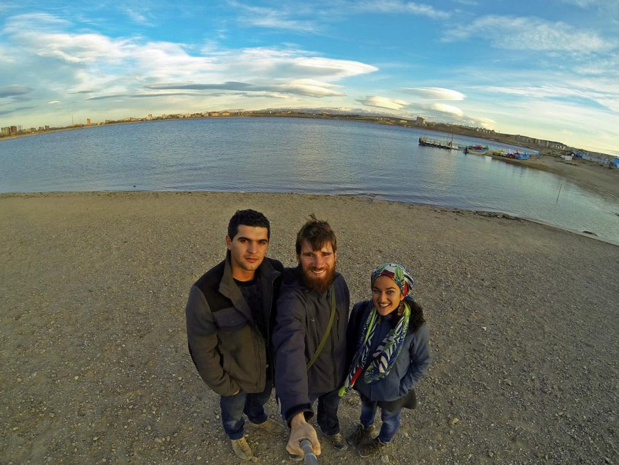Shorabil See im Süden Ardabils