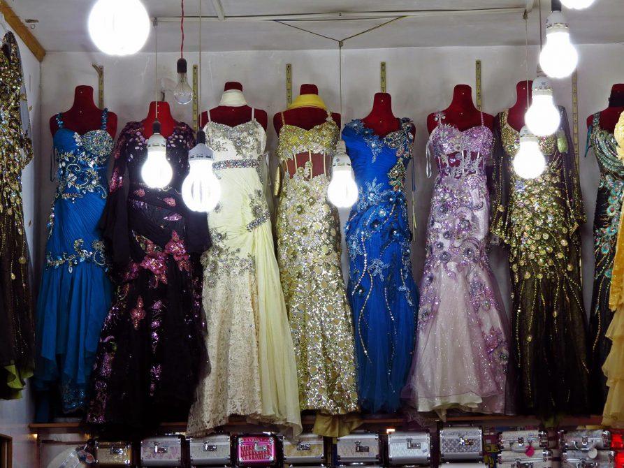 iranische Festkleider