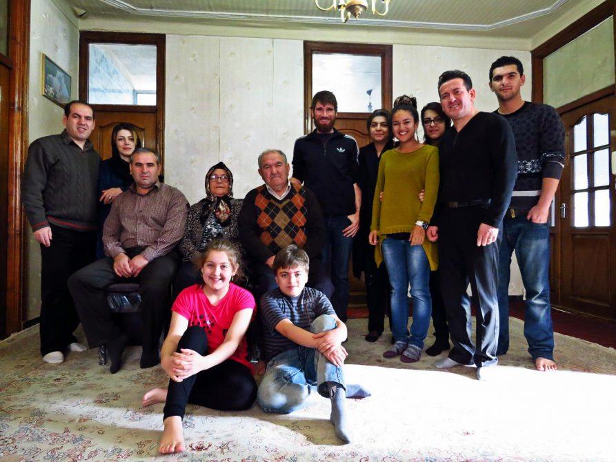 unsere iranische Großfamilie
