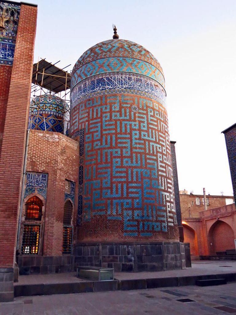 Grabmal des Sufis und Gründers der Safawiden-Dynastie Safi-od-Din