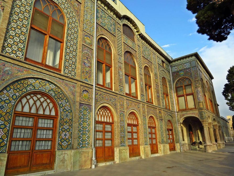 Golestan Palast in Teheran