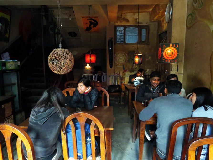 snow man cafe, Kathmandu