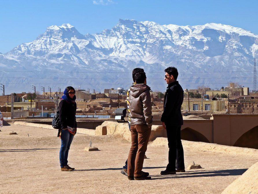 Saryazd, Iran